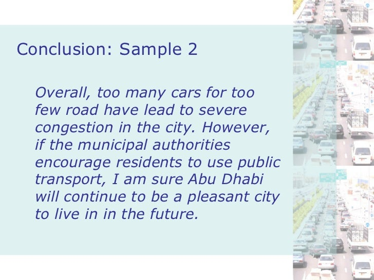 Can car sharing reduce congestion research proposal dissertation