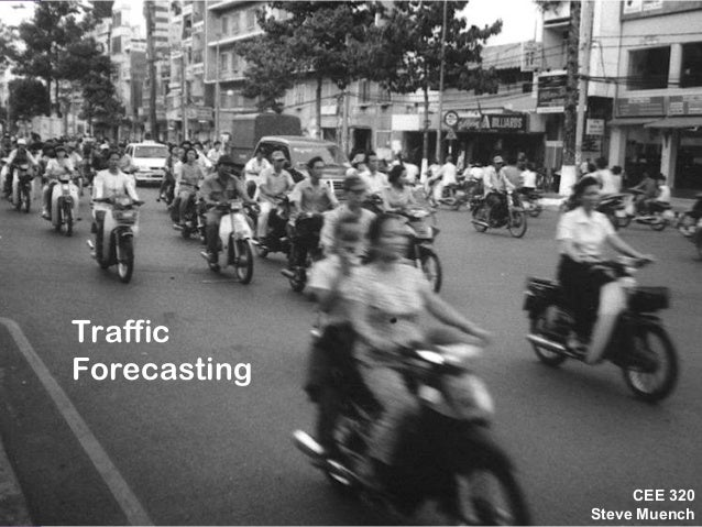 Traffic Transportation Engineering : Traffic forecasting transportation engineering