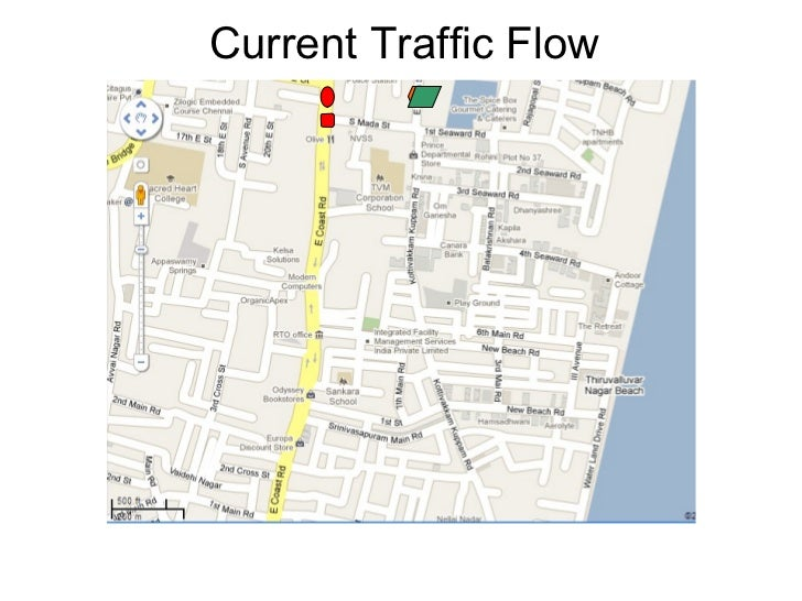 Current Traffic Flow