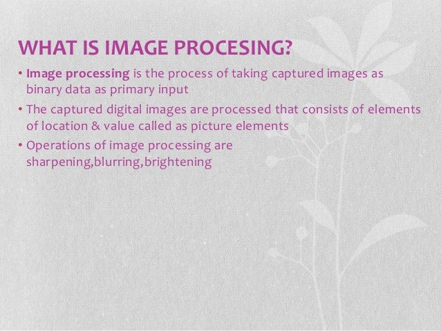 video motion analysis in digital image processing pdf