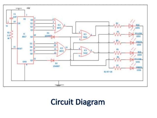 Pleasing Traffic Light Controller Wiring Database Lukepterrageneticorg
