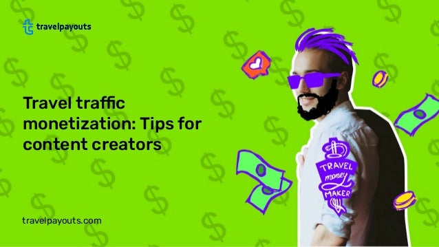 travelpayouts.com Travel traffic monetization: Tips for content creators