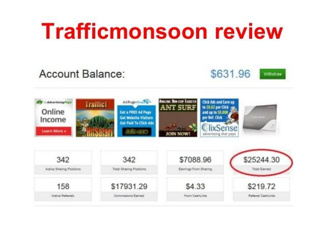 Trafficmonsoon review