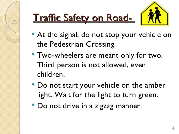 essay on traffic laws I have to write a one page essay on why obeying traffic laws is important and i can only come up with it keeps people safe help.