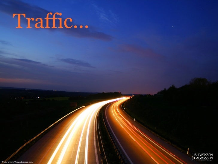 Traffic...Picture from Thewallpapers.com