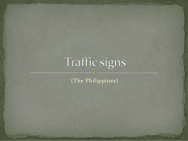 (The Philippines)
