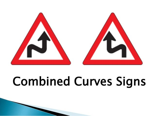 Combined Curves Signs