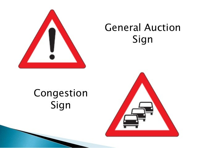 General Auction                  SignCongestion   Sign