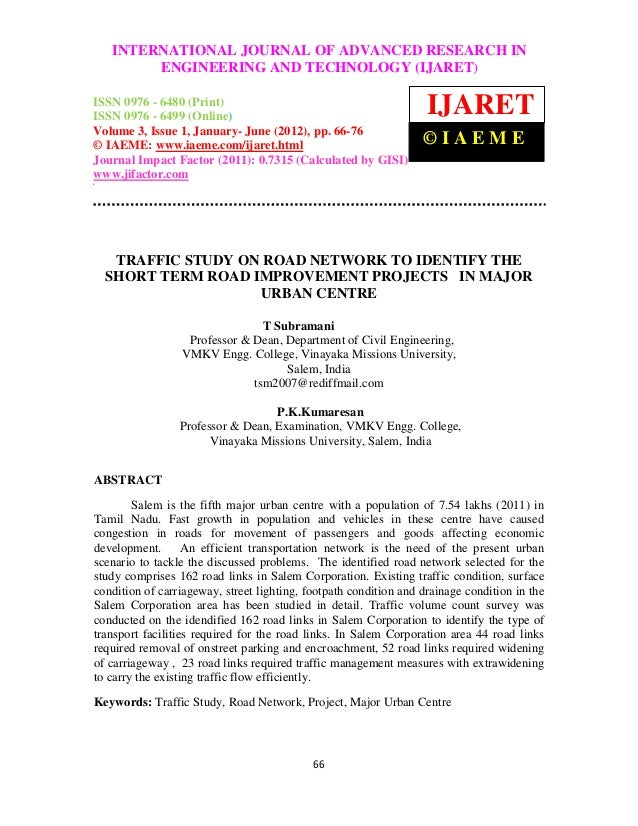 International Journal of Advanced Research in Engineering and Technology (IJARET), ISSNIN –    INTERNATIONAL JOURNAL OF AD...