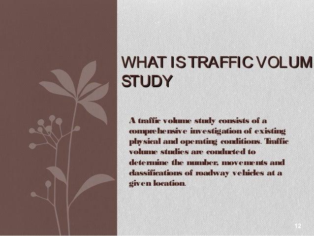 TRAFFIC VOLUME STUDY of Bangladesh - academia.edu