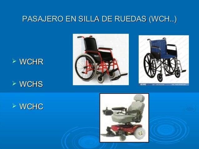 silla de ruedas wchr