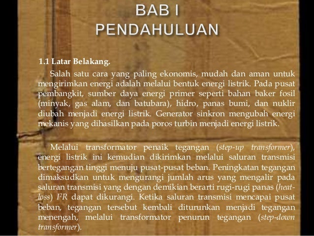 Image Result For Trafo Panas Tanpa Beban