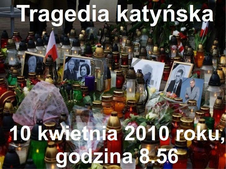 Tragedia Katyńska