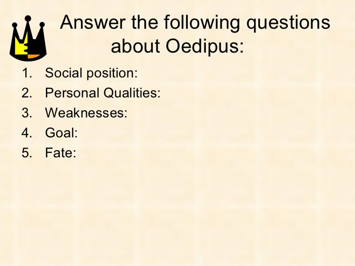 tragedy in america comparing oedipus hamlet willy college reading 2 answer the following questions about oedipus