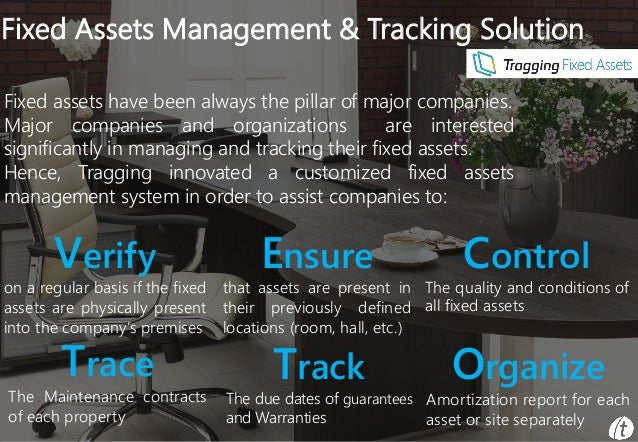 management of fixed assets pdf