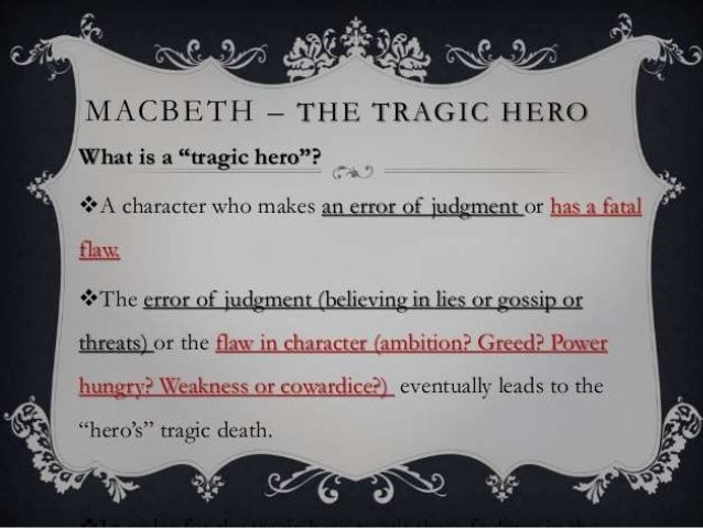 macbeths flaw Detailed notes for hecate's appearance in macbeth.