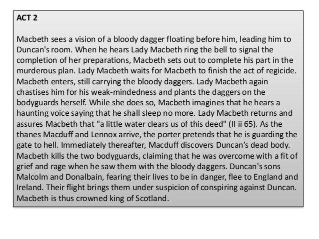 macbeth as a tragic hero pdf