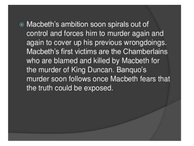 Discuss three factors which contribute to the downfall of Lady Macbeth.