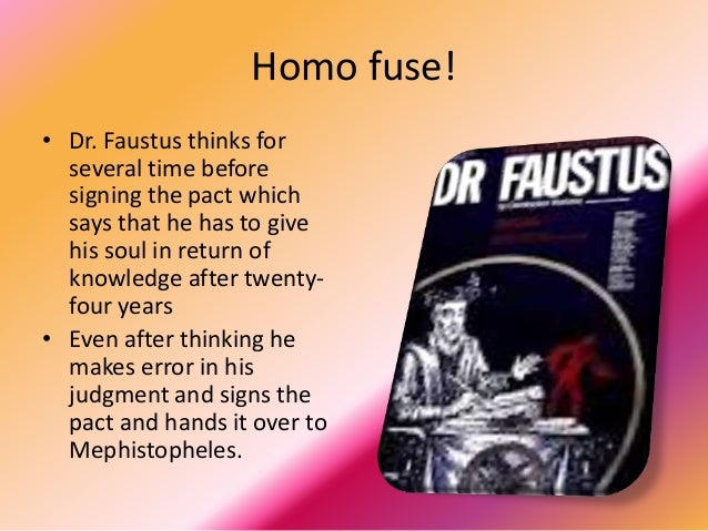 dr faustus a tragic hero