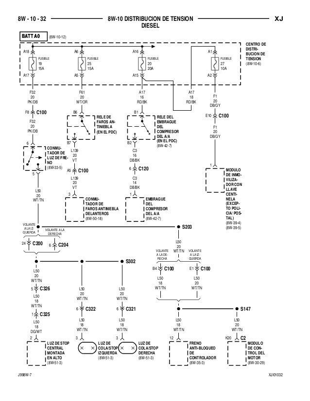 2001 Workhorse Wiring Diagram