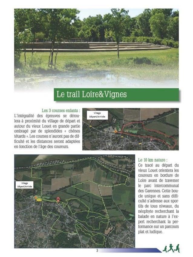 Trail Loire & Vignes - le 6 septembre 2015 à Juigné-sur-Loire au profit de l'AMFE Slide 2