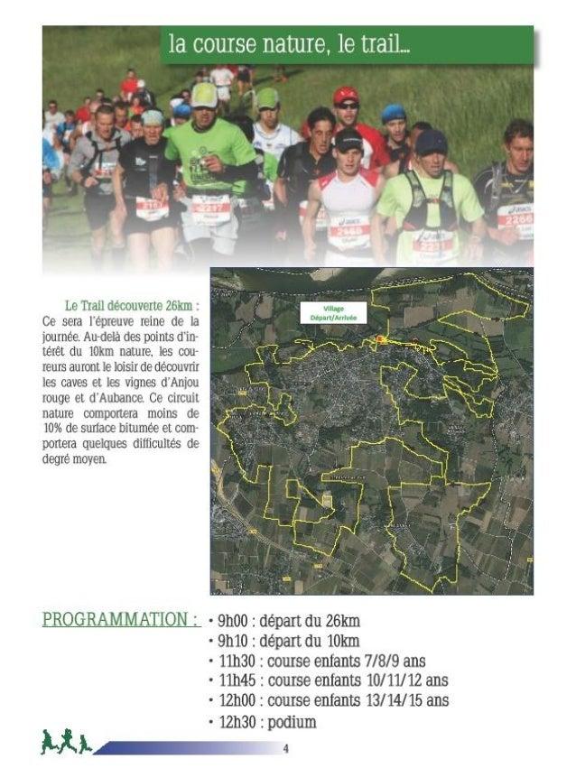 Trail Loire & Vignes - le 6 septembre 2015 à Juigné-sur-Loire au profit de l'AMFE Slide 3