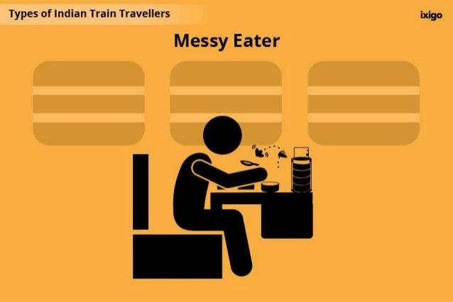 Types Of Indian Train Travellers ixigo com
