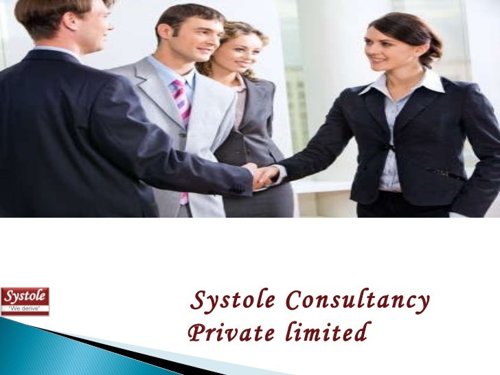 Systole Consultancy Private limited