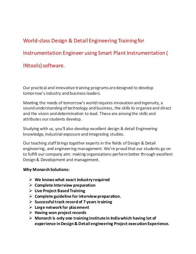 intools training rh slideshare net Intools Instrumentation Software Process Control Manual
