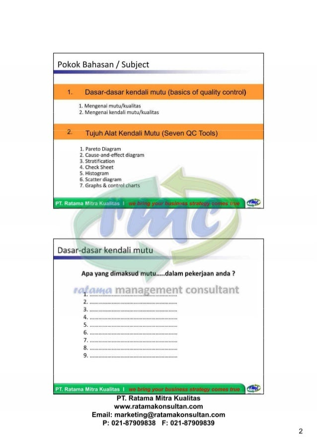 7 QC Tools for Analyzing Slide 2