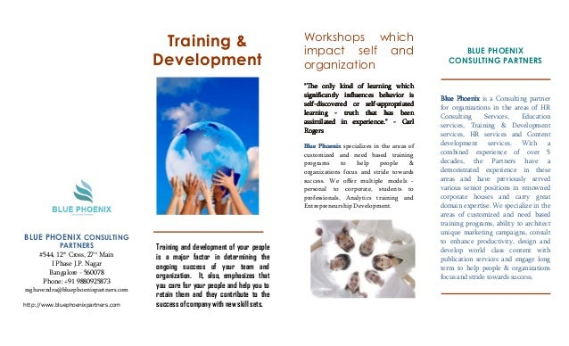 Training &                                Workshops which                                                                 ...