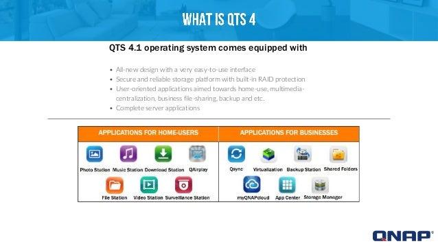 QNAP Control4 Training