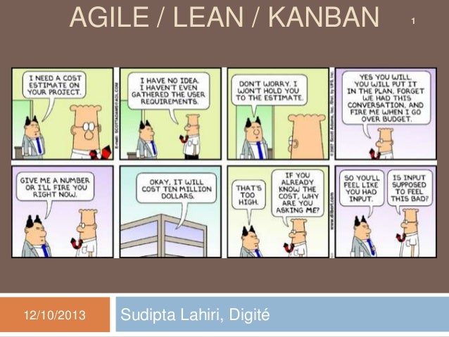 Training - Introducing Agile, Lean and Kanban