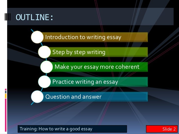 Help with essay writing how improve
