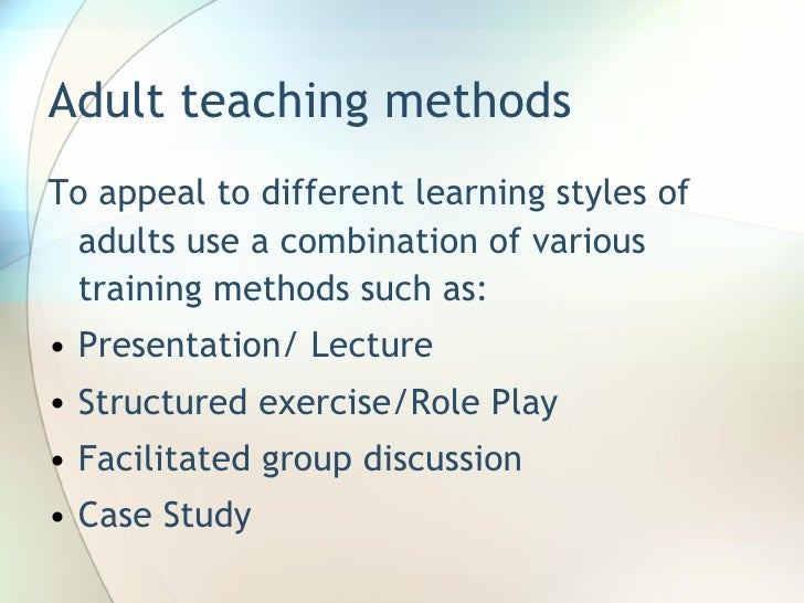Teaching strategies for adult learners, naked girls and naked boy