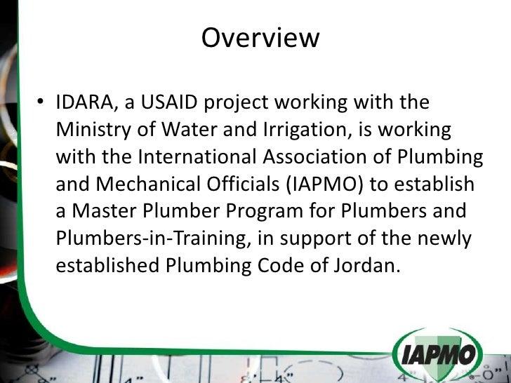Training And Certification Presentation Jordan