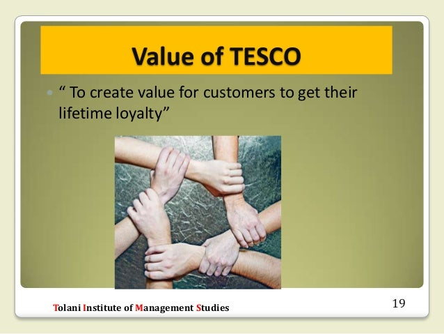 tesco csr responsibilities Csr was made a part of the tesco steering wheel in order to ensure that  corporate responsibility formed a part of the day-to-day activities.