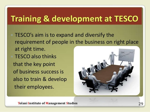 how training and development supports tesco We also try and make sure everyone can work in a way that suits their circumstances – we support flexible working, offering part-time roles and encourage learning and development opportunities where this is possible an example is our extended maternity and paternity leave policies that allow women and men to spend.