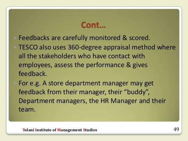 tesco structured training program After a cost-cutting program things became even worse as  change rooms –  and rolled out a first-class training program that empowered all staff  an  effective turnaround requires the right platform, capital structure, people,.
