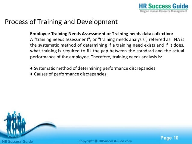 hr training and development Human resource management regards training and development as a function concerned with organizational activity aimed at bettering the job performance of individuals and groups in organizational settings training and development can be described as an educational process which involves the sharpening of skills,.
