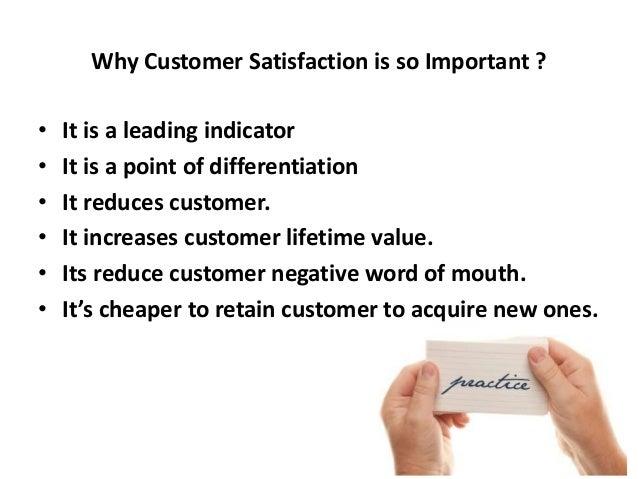 Employee empowerment on customer satisfaction