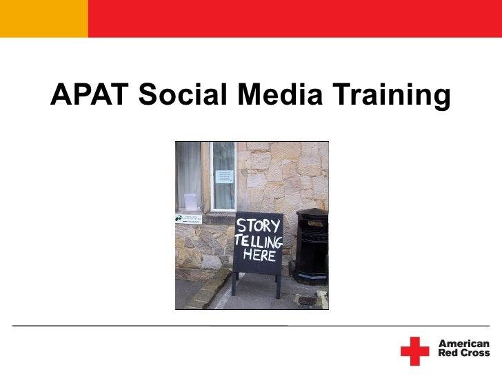 APAT Social Media Training