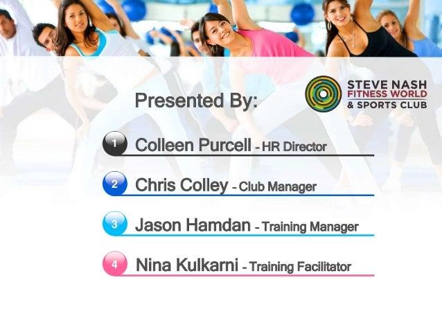 Training course design pp presentation Slide 3