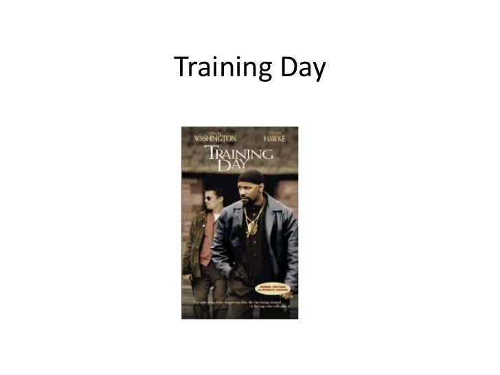 Training Day<br />