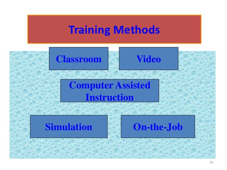 computer skills evaluation needed for new trainees Utilization-focused evaluation: the new century text (3rd ed) thousand oaks, ca: sage trainingmanagement(cycle a training management cycle can be divided into three major steps: step 1:  manual(on(trainingevaluation((evaluation on this level measures how participants react to the training  it is important that trainees react favorably.