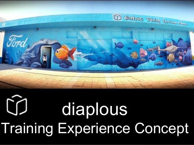 diaplous Training Experience Concept