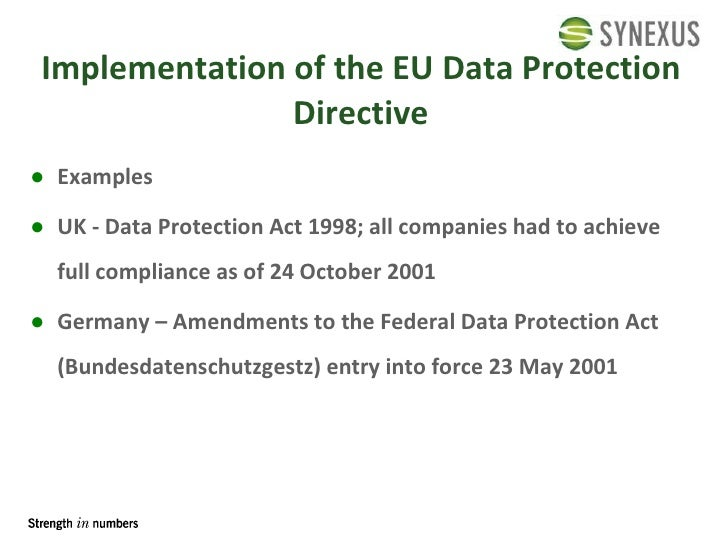 data protection act essay All organisations which handle personal information about individuals must ensure that they follow the guidelines set down by the data protection act.