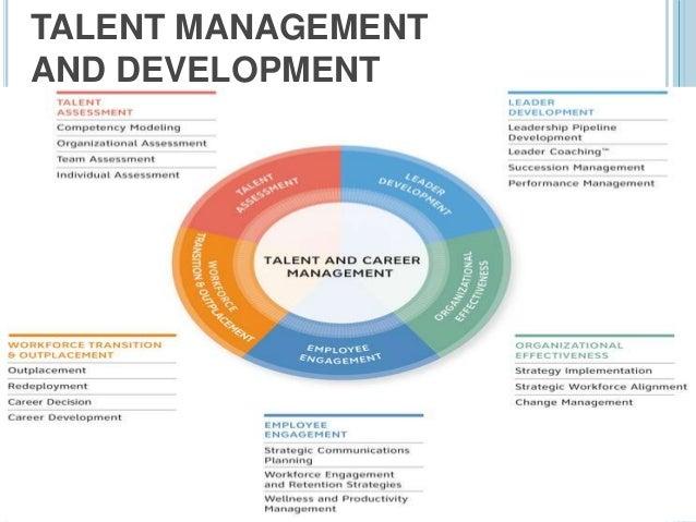 Talent management for competitive advantage management essay
