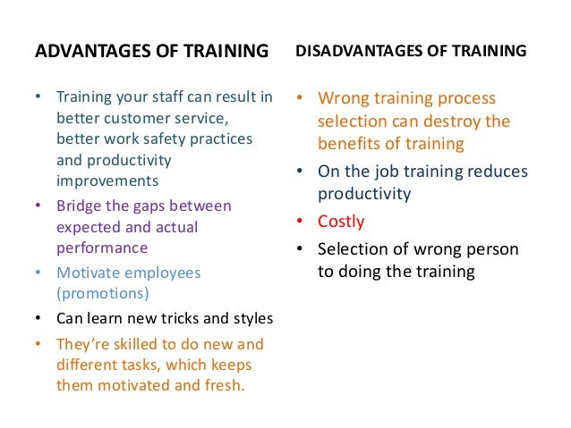 "reaction in seminar in ojt Training objectives should be written as measurable, observable, and limited in time the objectives should be presented as an action statement, such as ""at the completion of training, the trainee will be able to."