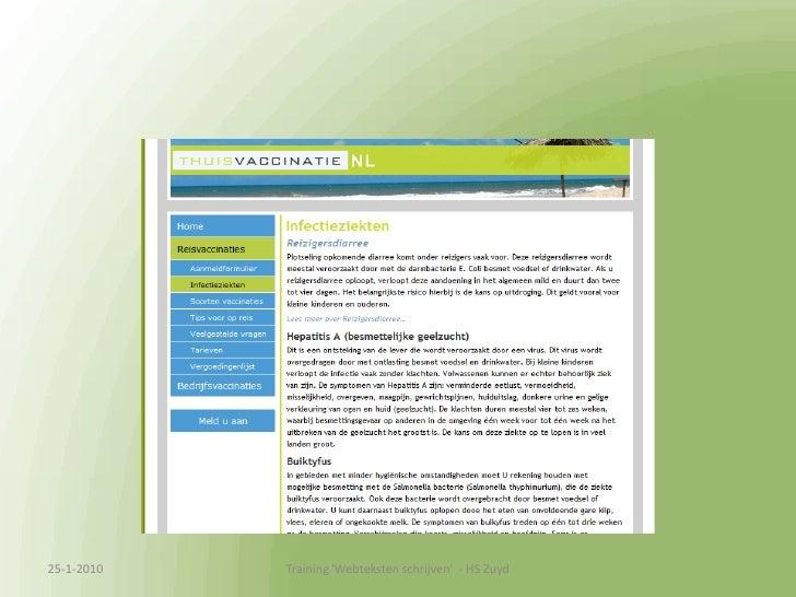 Content<br />url<br />titletag<br />h1tag<br />afbeelding<br />tekstkoppeling en anchor-tekst van koppeling<br />bodytekst...